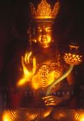 上海龙华寺佛像