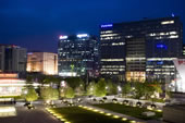 中关村科技园夜景