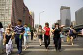 北京CBD景观
