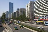北京城市景观
