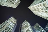 北京SOHU区夜景