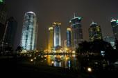 上海浦东夜景