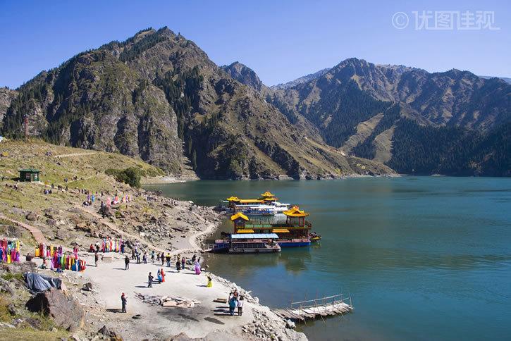 新疆 乌鲁木齐 天山天池