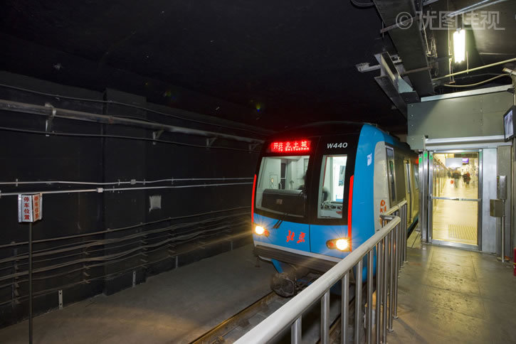 北京美景,乘坐地铁就能到!