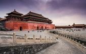 北京故宫午门