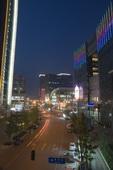 北京中关村夜景