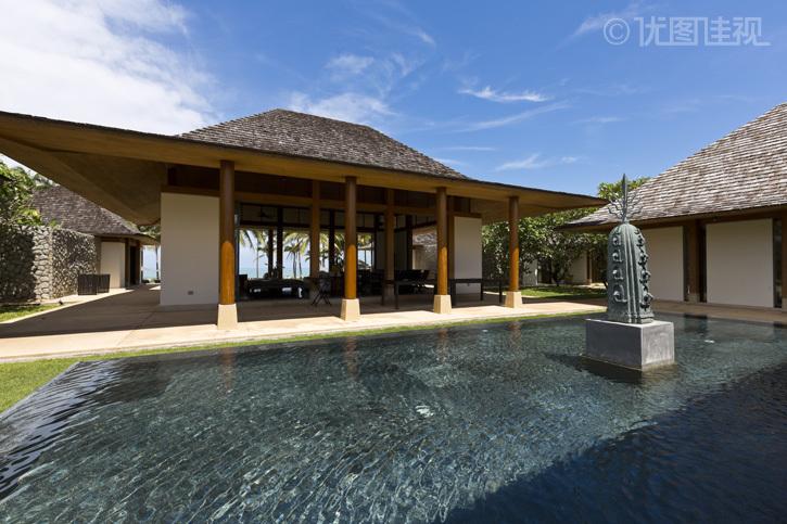 香提别墅度假纳泰,普吉岛,泰国